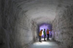 Icealnd Galcier Ice Cave